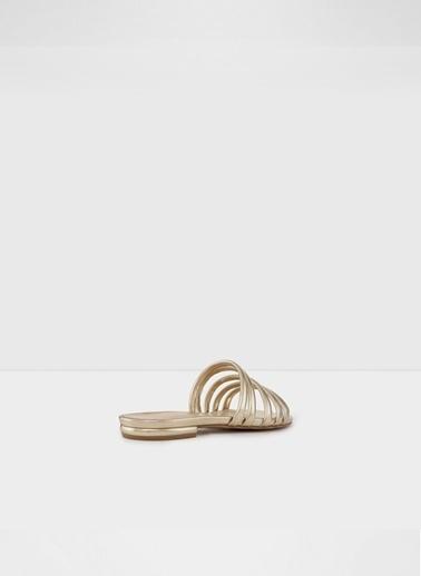 Aldo Kufstein-Tr - Altin Kadin Terlik Gümüş